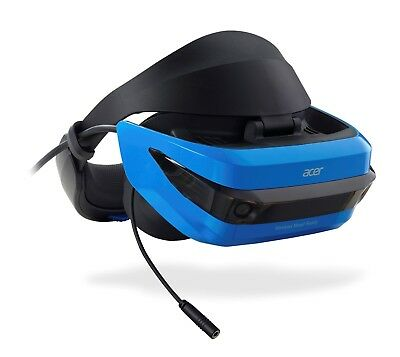 ACER AH101 Windows Mixed Reality Headset & Controller Bluetooth HDMI