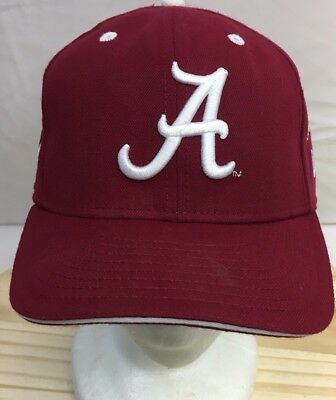 online retailer 39bb8 0577e New Era 59 Fifty Alabama Crimson Tide Roll Tide Size 7 Fitted Hat