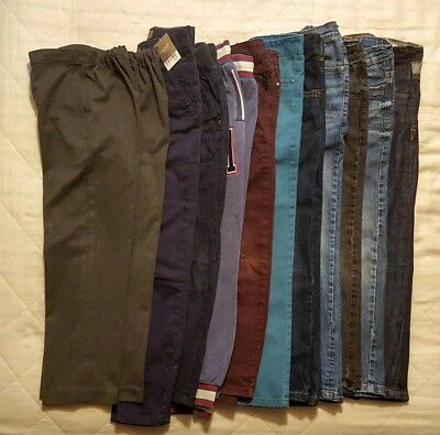 HUGE BUNDLE BOYS SKINNY JEANS/TROUSERS Age 9 & 9/10 Years Incl NEXT, Blue Zoo