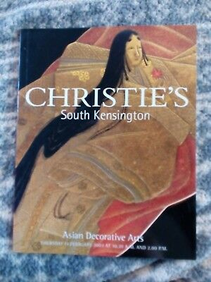 Christie S Auction Catalogue Asian Deco Arts