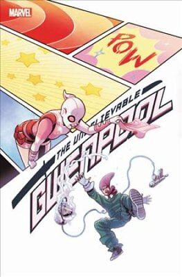 Gwenpool, The Unbelievable Vol. 5: Lost In The Plot 9781302910402