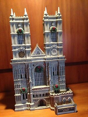 Dept 56 Historical Landmarks Collection The Westminster Abbey