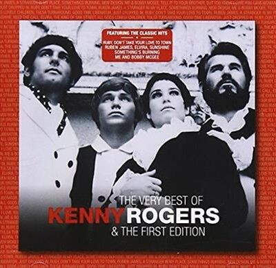 Kenny Rogers & The First Edition - The Very Best Of Cd ~ Greatest Hits *New*