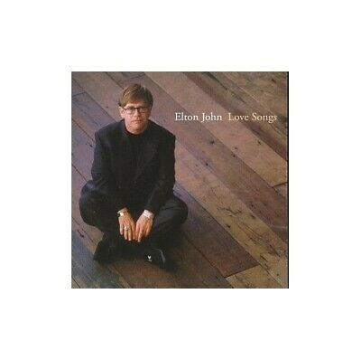 John, Elton - Love Songs - John, Elton CD 2GVG The Cheap Fast Free Post The