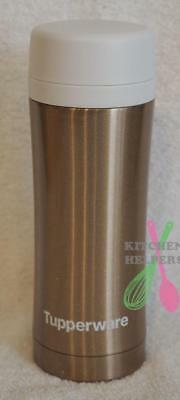 Tupperware Insulated Thermos Flask -240ml - Gold Limited Edition- New