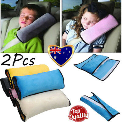 Kids Child Car Safety Strap Cover Harness Pillow Shoulder Pad Cushion Seat Belt