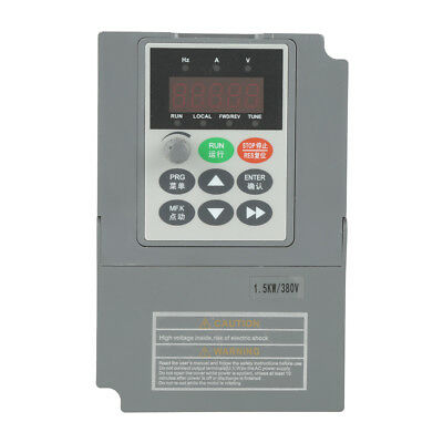 1.5KW 380V Universal Three-Phase Variable Frequency Drive Converter New