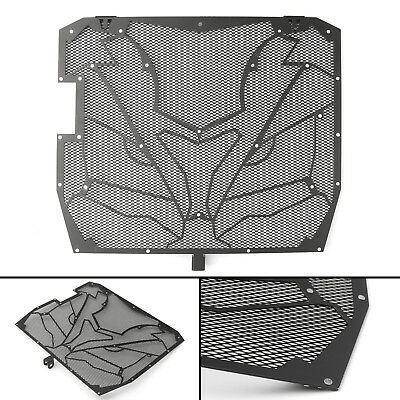 Radiator Grille Guard Cover Protector For Kawasaki ZX-10R 2011-2015 Black AU