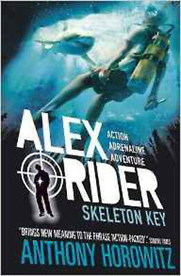 Skeleton Key (Alex Rider), New, Horowitz, Anthony Book