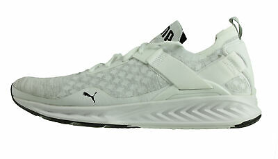 PUMA IGNITE EVOKNIT Lo Sneakers Running Shoes 189904 02 White Men s ... 7bbac4d26