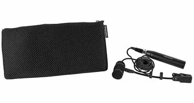 Audio Technica PRO 35 Cardioid Condenser Clip-On Instrument Microphone/Mic PRO35