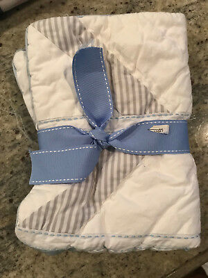 Pottery Barn Kids Carson Small Quilted Deco Sham