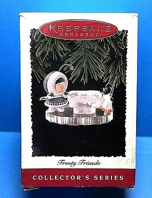 "Hallmark ""Frosty Friends"" Ornament 1996"