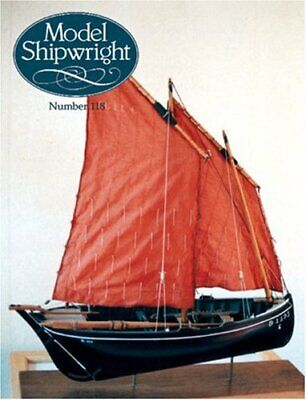 Model Shipwright: 118 Paperback Book The Cheap Fast Free Post