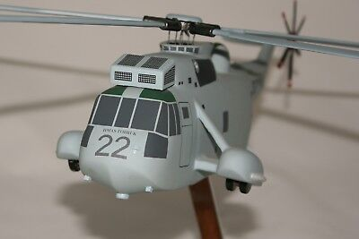 Ran Westland Seaking Mk50 - Large 1:48 Scale Precision Handcrafted Desk Model