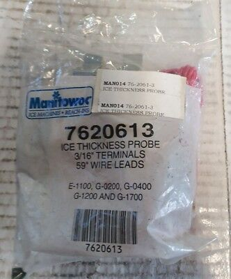 Manitowoc 7620613 Ice Thickness Probe for Ice Machine New