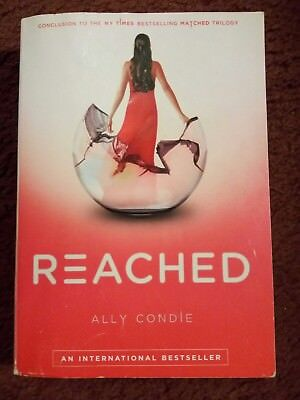 Matched reached 3 by ally condie 2013 paperback 530 picclick matched reached 3 by ally condie 2013 paperback fandeluxe Images