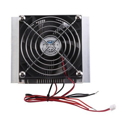Thermoelectric Peltier Cooler Semiconductor Refrigeration Cooling System Kit FRU