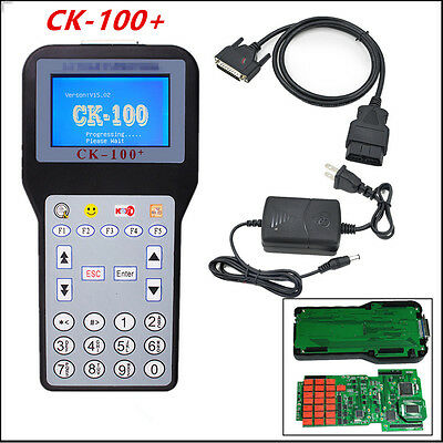 2017 Latest CK-100 CK 100+ Auto V99.99 Newest Generation SBB