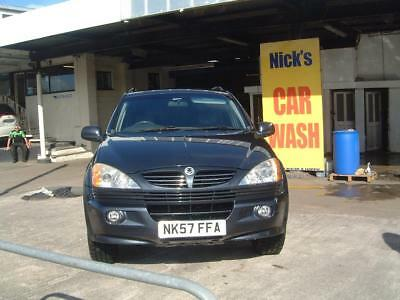 Ssangyong Kyron 2.0TD auto 2007MY SE