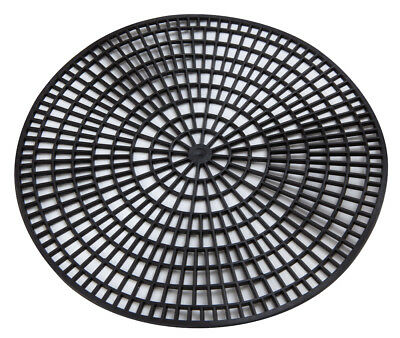 "Non Slip Mat for 11"" Service Tray - Black - Bar Restaurant Waiter Service"