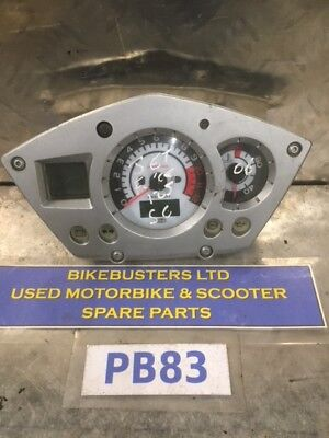 PEUGEOT JET FORCE 50 clocks 2005