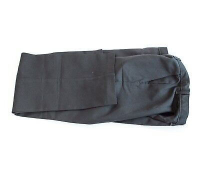 Marks and Spenser boys black trousers age 12 (height 152cm, 60in)