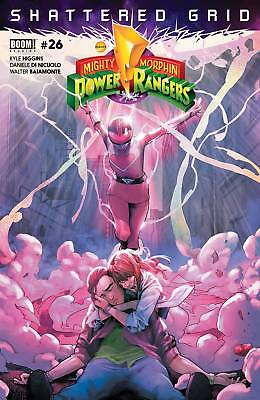 Mighty Morphin Power Rangers #26 Main Cover 1St Print