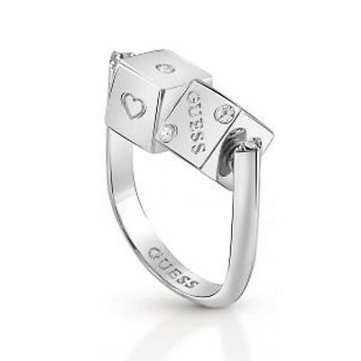 762d9168f6ed Anillos Mujer GUESS JEWELLERY ROLLING DICE UBR83042-54 de
