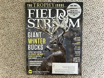 Field & Stream Magazine - Dec '15 to Jan '16