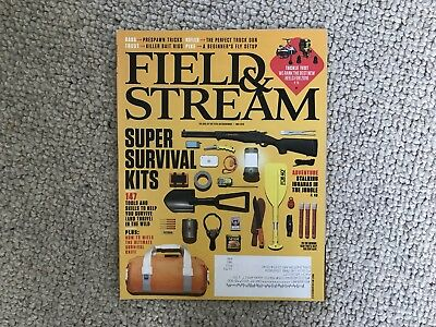 Field & Stream Magazine - May 2016