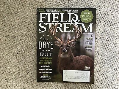 Field & Stream Magazine - Nov 2016