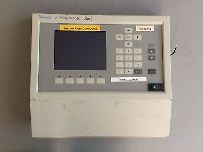 Waters 717 Plus Autosampler Control Panel with Circuit Board