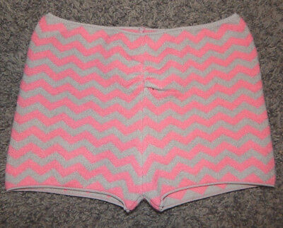 Adult  Medium/large--Capezio Brand Knitted Dance Shorts--Excellent