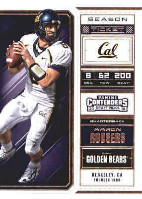 2018 Panini Contenders Draft Picks You Pick/Choose Cards #1-100 *FREE SHIPPING*