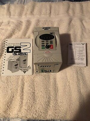 Automation Direct Model GS2-42PO AC Drive