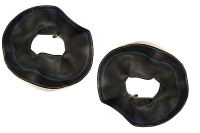 Pack Of 2 4.00-5 Replacement Inner Tube Curved Stem Lawn Equipment Garden Tools