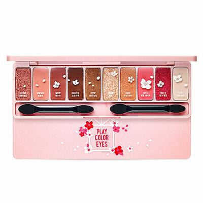 [Etude House] Play Color Eyes #Cherry Blossom 0.8g x 10