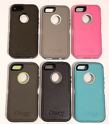 OtterBox Defender Series for iPhone 5/5S/SE face Only NO Clip (With TOUCH ID)