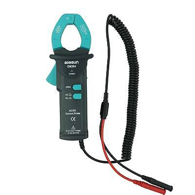 Handheld AC&DC Current Probe CAT III Max. Input 400A Multimeter Safety Test