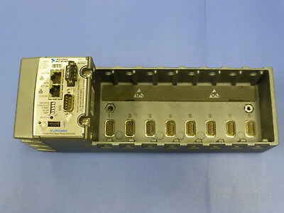 National Instruments NI cRIO-9022 Controller with cRIO-9112 8-Slot FPGA Chassis