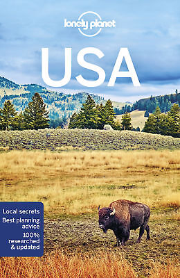Lonely Planet USA 10 Travel Guide 2018 BRAND NEW 9781786574480