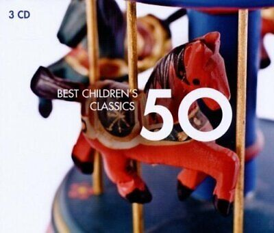 50 Best Children's Classics -  CD VEVG The Cheap Fast Free Post The Cheap Fast