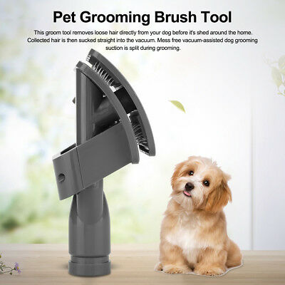 Image result for Vacuum Pet Groomer Attachment gif