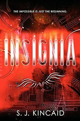 Insignia by Kincaid, S J Book The Cheap Fast Free Post