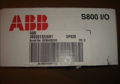 1PC NEW   ABB module DP820 3BSE013228R1