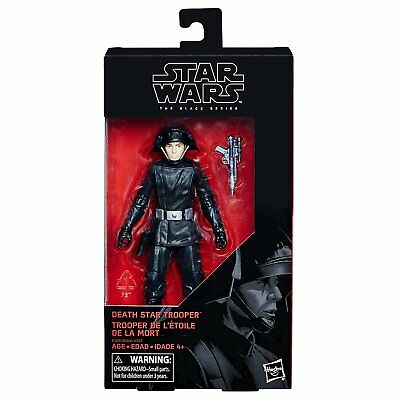 Star Wars Black Series Death Star Trooper 6 inch Figure Hasbro 201802