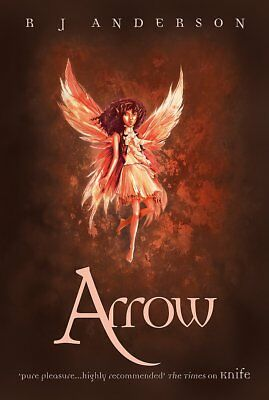 Arrow (Knife), J Anderson, R, Very Good condition, Book