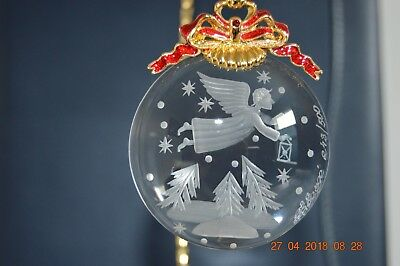 Faberge Limited Edition crystal ornament