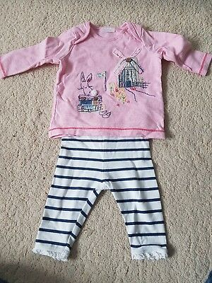 baby girls 2 piece outfit from NEXT upto 3 months